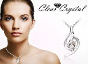 Beautiful 18K White Gold Plated Necklace with Swarovski Elements | R299 including delivery