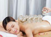 A 60 minute back combination massage
