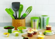 Chop, Toss & Serve in Zesty Green