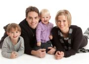 Pay R199 for a Family Photo Shoot for a Mother and / or Father with their Own 2 Kids from Quickflash Productions (worth R1150)