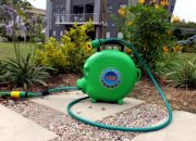Keep Your Garden Neat and Green! Pay R299 for an Automatic Retractable Air /Water Hose Reel, valued at R449. Nationwide Delivery Included