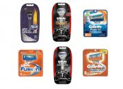 Gillette Fusion Clearance from R95 Including Delivery (Up to 41% Off)