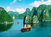 Vietnam: 10-Day North to South Tour per Person Sharing with Halong Tours Booking