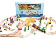 Train Construction Set