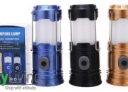 Mini LED Camping Flashlight Lanturn