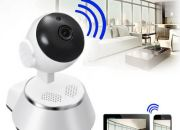 HD 720p IP V380 Wireless Camera