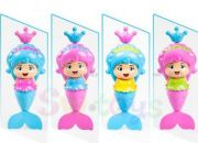 Lovely Mermaid Toy 8 Pieces In The Box