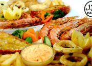 Seafood Platters or Mixed Platters for up to 4 People at The Atlantic Express Train Restaurant, Sea Point!