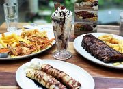 Tyger Valley Mall: Sirloin Steaks, 600g Basted Pork Ribs, Monster Burgers, Prawns & Calamari, Bar One & Oreo Sundaes and more at Café Rousse!