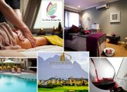 Luxurious Couples Spa Experience at True Oasis Boutique Spa, located at the 5-Star Devonvale Golf & Wine Estate, Stellenbosch! Includes: Luxury Spa Treatments, Beverages & Relax Sessions at the Pool!