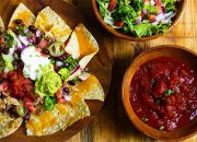 Party Platter for up to Six at Sangrita Arcade