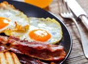 Choice of Breakfast for up to Four at The Lemon Grove