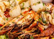 Seafood Platters for up to Four