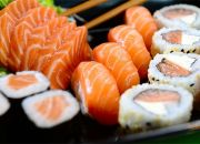 20 or 30-Piece Sushi Platter for Two at Fortune House