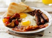 Champagne Breakfast for up to Six at Cherrylane Gourmet Cafe