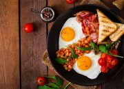 Choice of Breakfast and Drinks for up to Six at Good Thyme