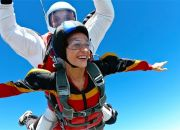 Tandem Skydive with Adventure Skydives