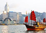 Hong Kong: 5-Night Stay in a 3, 4 or 5-Star Hotel for Two Including Breakfast and Excursions