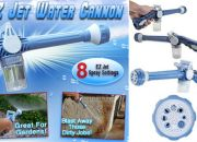 Blast away dirt and grime with this multi-functional EZ jet water cannon for only R199, including delivery