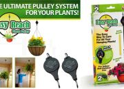 Ideal way to care for your hanging plants! Pay R149 for 2x Easy Reach plant pulleys including delivery