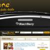 DealZone mailer for Blackberry