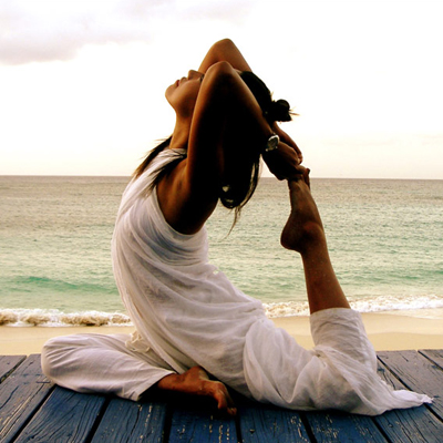 Receive 10 Yoga sessions or a private Yoga session from Mad About Yoga!!