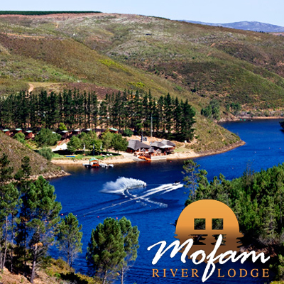 Luxurious outdoor stay! These beautiful 4* Log Cabins at Mofam River Lodge, in the Elgin Valley, Cape Province, offer total comfort at only R600 per night per cabin, including breakfast!