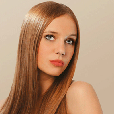Give your hair a natural sleek shine with a Brazilian Blowdry from Oayssis!