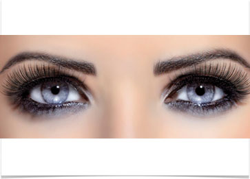 Flattering & Gorgeous! Full set of Eyelash Extensions for R225 at Skin Truth in Cape Town