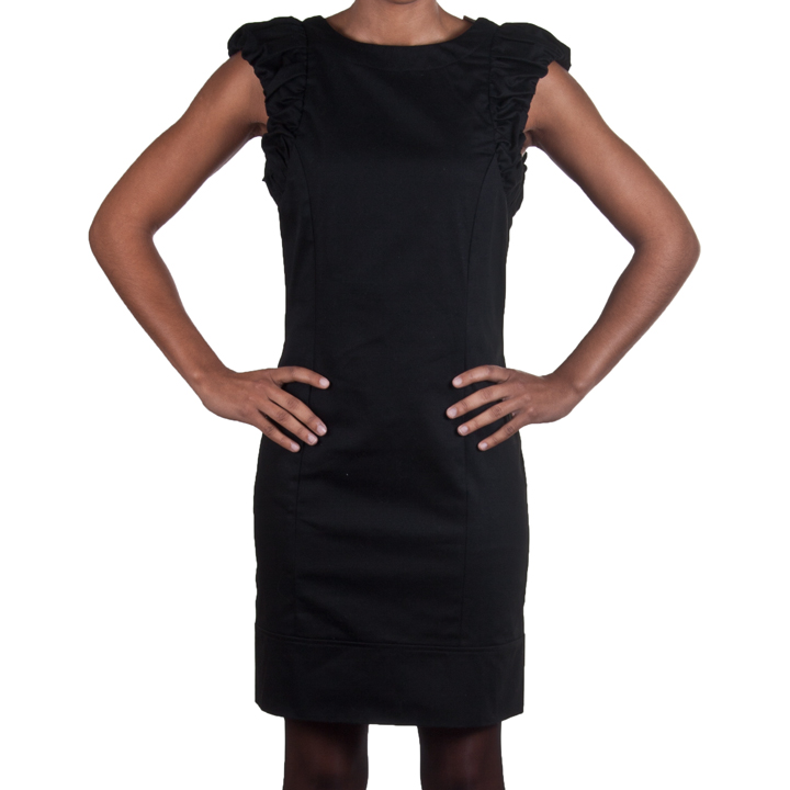 Chelsea Sateen Shift Dress from Adam & Eve for R349