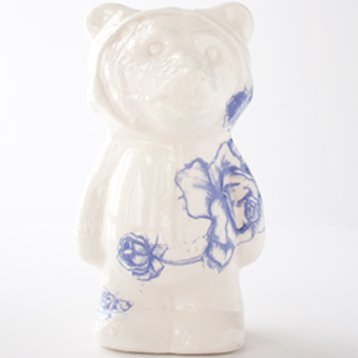 Sootcookie handmade Floral Bear for R399