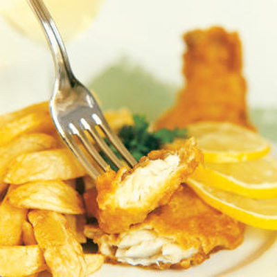 Get your hands on a fish and chips feast for 4 people - only R49!!!