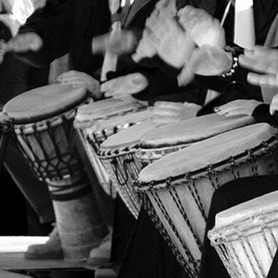 Feel the African beat: Learn to play the djembe drum, or learn the gumboot dance - only R350!