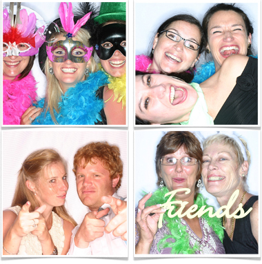 Get the FlyBy Package 1hr use of the Fun Photo Booth with unlimited photo strip prints for R1400!