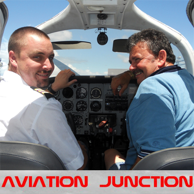 Experience a fixed wing introductory flight also known as a mini flying lesson with an experienced instructor for only R1400 in Durban!!