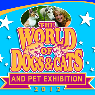 Discover the magic of animals at The World of Dogs & Cats and Pet Exhibition - Pensioner and Student tickets only R20, Adults R32.50!!