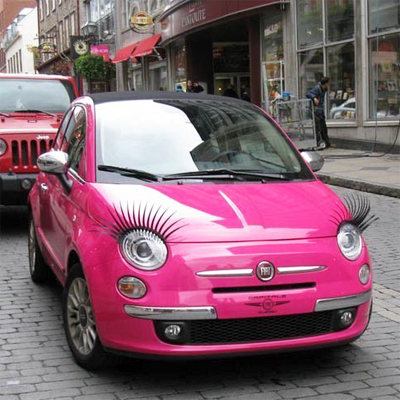 Give your car some lashes! Stand out & show your fun personality with KaLashes!! Including delivery for only R89 (Valued at R350)