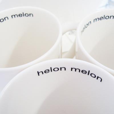 Helon Melon Character Mugs for R109