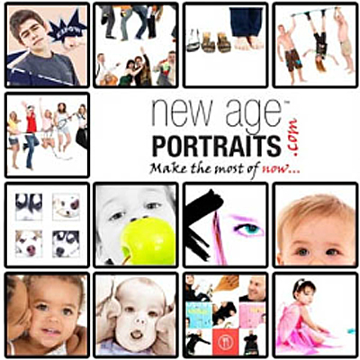 Unforgettable interactive family portrait experience! A1 canvas block frame and a calendar for R299 - save 77%
