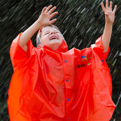 Unisex poncho styled raincoats from Wet Kids LTD @ only R135. Save 50%! Includes delivery