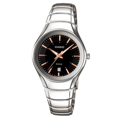 The sleek Casio LTP-1325D-1AV Watch