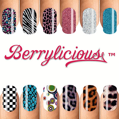 Get the trendiest designer nails around from Berrylicious! Choose any 2 styles - R139 (including delivery!)