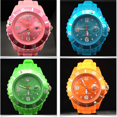 The latest fashion Jelly Silicon Watches for only R150 each incl delivery!