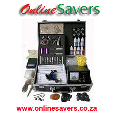 Save 50% on a tattoo kit from Online Savers!