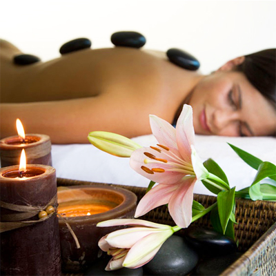Indulge in 1 of these amazing hot stone massages from the Dermagraphics Beauty Salon!