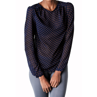Silverspoon Blouse | R385