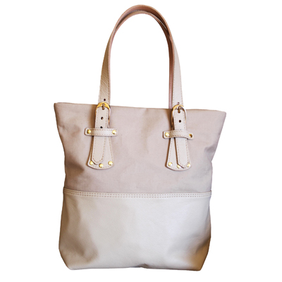 Genuine Leather Bella Tote bag by Zun Designs | R1270