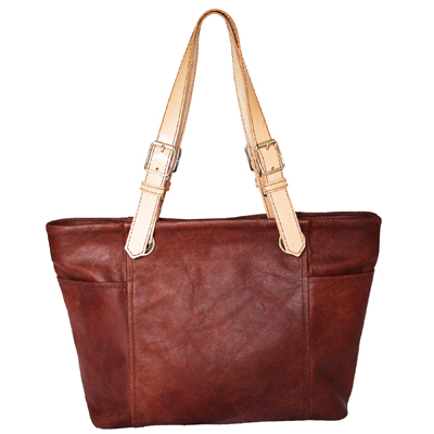 Genuine Leather Mia Tote bag by Zun Designs | R1690