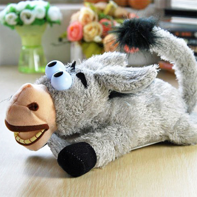 Get this laughing donkey toy that the kids will love! Remember Christmas is just around the corner...includes national delivery!