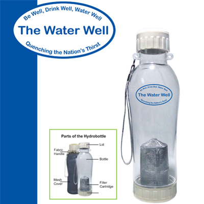 Have filtered water on the go with the Hydrobottle! Only R94 including delivery!